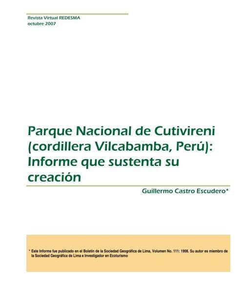 Document - Revista Virtual de Redesma