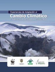 Experiencias de adaptación al cambio climático en ... - Cebem