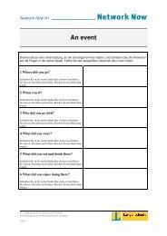 An event