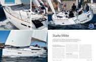 Dezember 2010 / Januar 2011 Jeanneau Sun Odyssey ... - boot24.ch