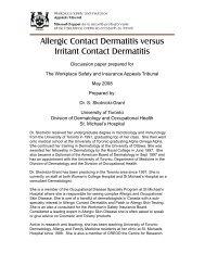 Allergic Contact Dermatitis versus Irritant Contact Dermatitis - wsiat