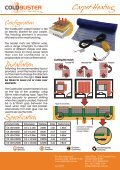 Carpet Heating - Page 2