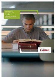 Universitet nyder godt af partnerskab med Canon Klagenfurt Universitet