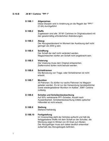 Ablauf - SLG Bochum-Ost eV