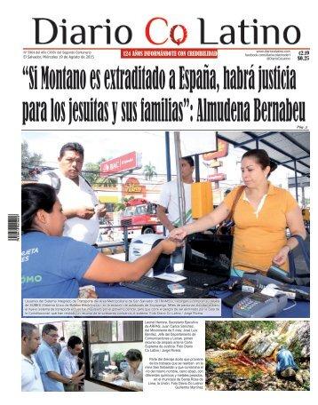 Edición 19 de Agosto de 2015