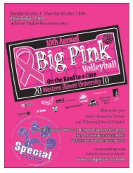 10 Annual Big Pink Volleyball RULES