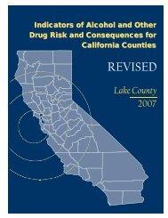 Lake County - Community Prevention Initiative (CPI)