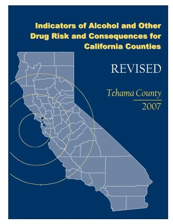 Key Indicators of Community Alcohol and Drug Use Table of Contents