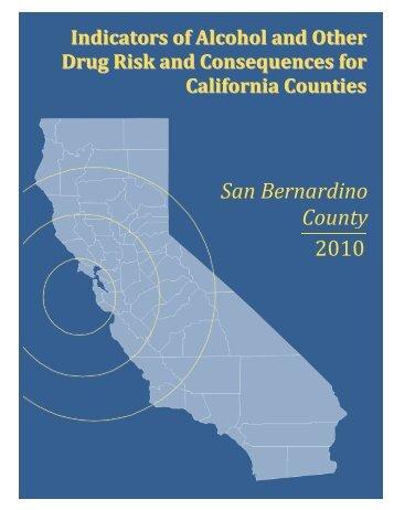 San Bernardino County 2010