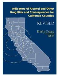 Trinity County - Community Prevention Initiative
