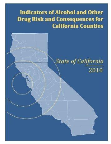 Key Indicators of Community Alcohol and Drug Use