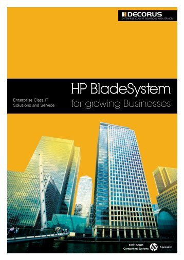 HP BladeSystem