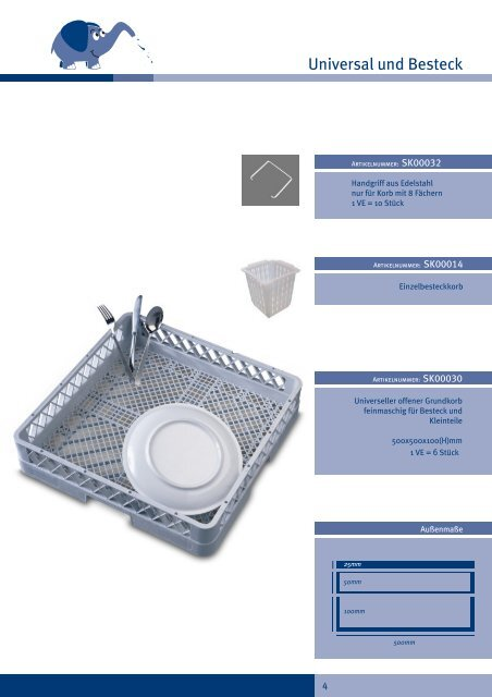 Katalog Spülofant 2008