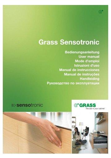 Grass Sensotronic