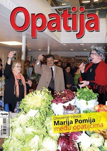 FESTIVAL OPATIJA KAZALIŠNA SEZONA ZIMA ... - Opatija.net