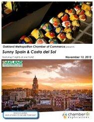 Sunny Spain & Costa del Sol