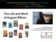 The_Life_and_Work_of__August_Wilson_Slide_Show