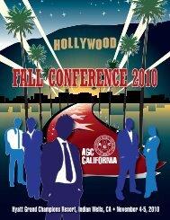 1:30 pm - Associated General Contractors of California