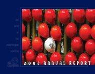2006 Annual Report - Associated General Contractors of California