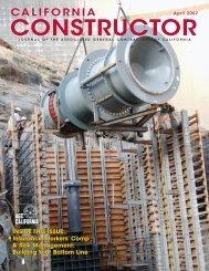 April 2007 - Associated General Contractors of California