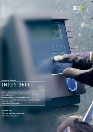INTUS 3600 - PCS Systemtechnik GmbH