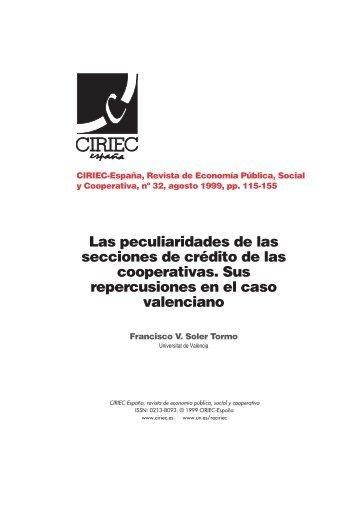 04 CIRIEC 32 Paco Soler - CIRIEC-ESPAÑA | Revista de Economía ...