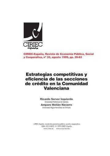 02_Server_y_Melian_3.. - CIRIEC-ESPAÑA | Revista de Economía ...