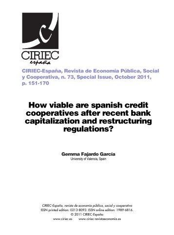 View - CIRIEC-ESPAÑA | Revista de Economía Pública, Social y ...