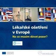 Lékařské ošetření v Evropě