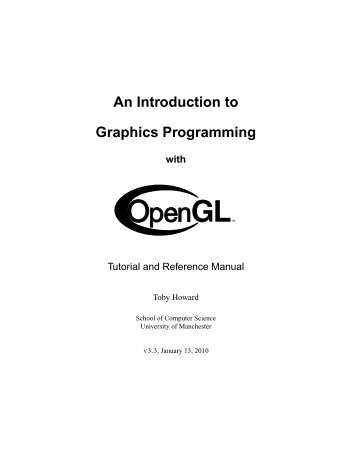 An Introduction to Graphics Programming