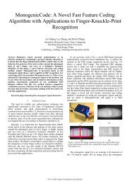MonogenicCode: A Novel Fast Feature Coding Algorithm with ...
