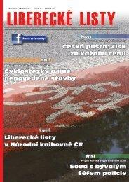 liberecké listy 07/2011
