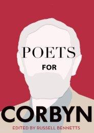 Poets For Corbyn
