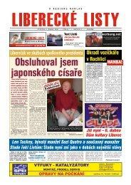liberecké listy 07/2007