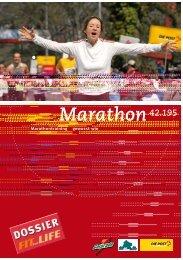 Marathon 42.195 - Die Schweizerische Post