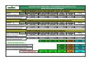 CALCOLO DEL FONDO DELL'ISTITUZIONE SCOLASTICA (F.I.S.) ANNO SCOLASTICO 2010/2011
