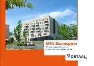 MFA Bisonspoor