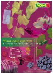 Weinkatalog 2010 / 2011