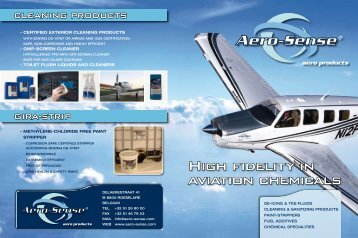 aviation chemicals