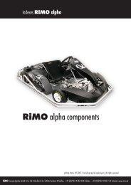 RiMO alpha components