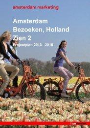 Amsterdam Bezoeken Holland Zien 2