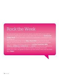 Rock the Week