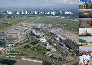 Monitor Uitvoeringsstrategie Plabeka - Metropoolregio Amsterdam