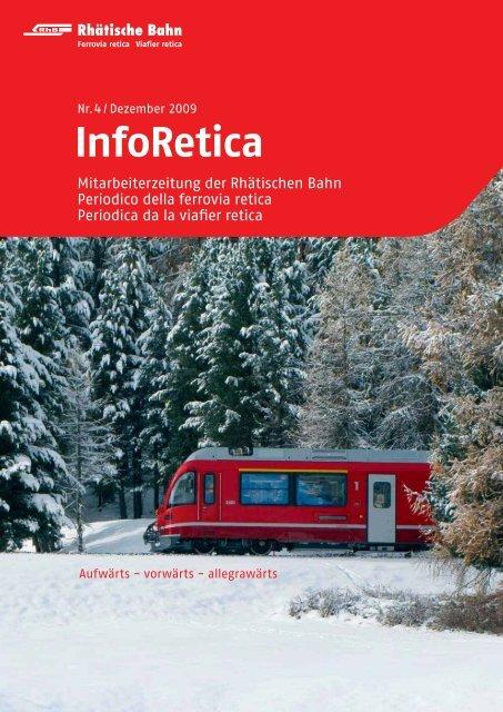 inforetica_0409 1 - Rhätische Bahn