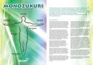 Download hier de Monozukuri pdf - Blom Consultancy