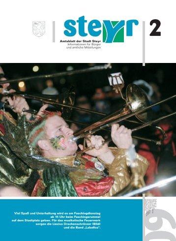 Amtsblatt der Stadt Steyr - RiS GmbH