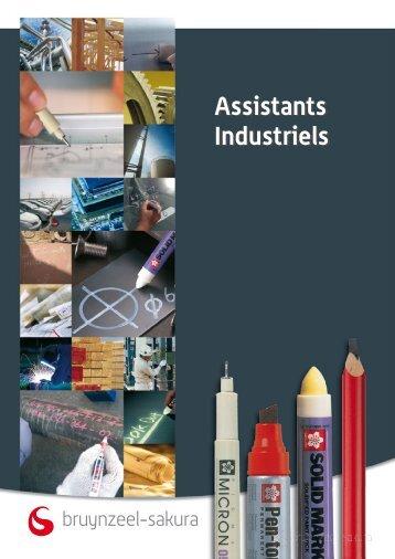 Assistants Industriels Assistants Industriels - Bruynzeel-Sakura
