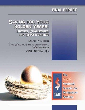 March 1-2 2006 The Willard Intercontinental Washington Washington D.C