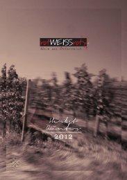 Preisliste als PDF - Rotweissrot Vinothek