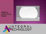 Zeta® For Printed Circuit Boards